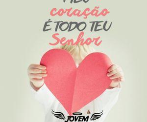 amor, coracao, and dEUS image
