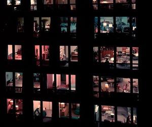 city, aesthetic, and dark image