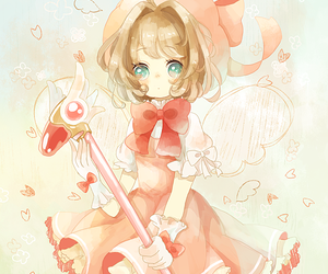 card captors sakura and love image