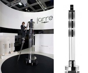 speakers, tower, and jarre image