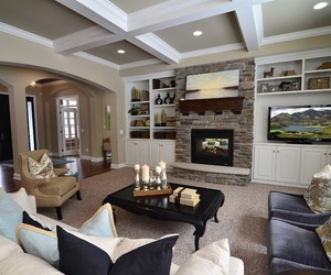 custom homes, build new home, and brand new homes for sale image