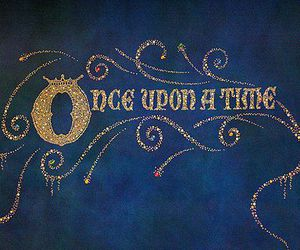 once upon a time, disney, and fairytale image
