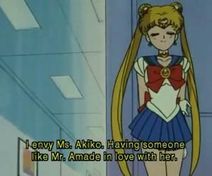 anime girl, japan, and sailor moon image