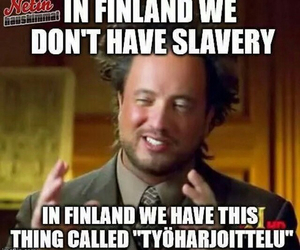 finland and funny image