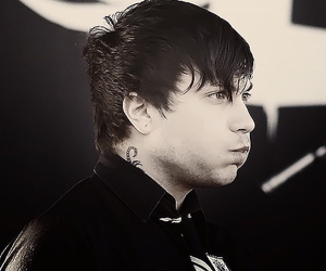 frank iero, my chemical romance, and cute image