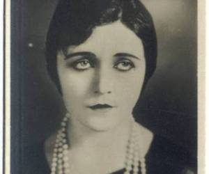1920s, actress, and pearl necklace image