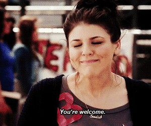 awkward, sadie saxton, and your welcome image