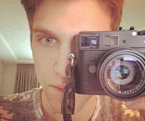 camera, toby, and pretty little liars image