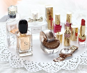 accessories, Armani, and fashion image