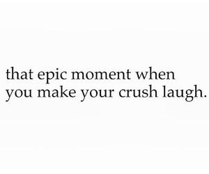 crush, laugh, and love image