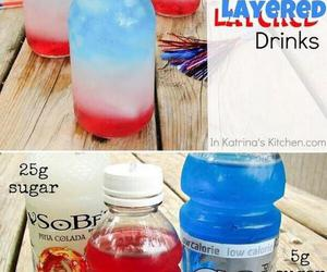 drink, diy, and red image