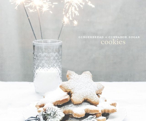 christmas, Cookies, and sparkle image