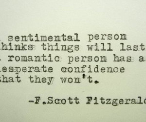 quote, romantic, and sentimental image