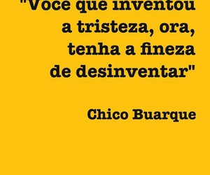 chico buarque, music, and text image