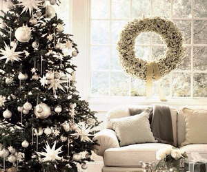beautiful, christmas, and pretty image