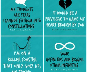 the fault in our stars, tfios, and quotes image