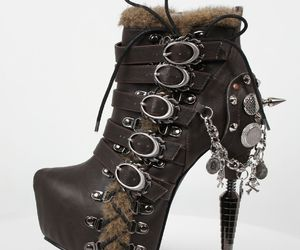 badass, shoes, and footwear image
