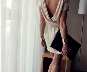 back, beige, and luxe image
