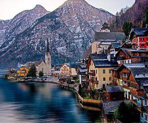 austria, europe, and Houses image