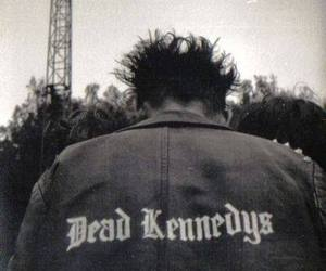 Dead Kennedys and punk image
