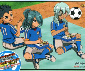 inazuma eleven and nathan swift image