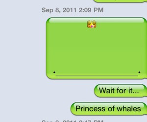 funny, iphone, and princess image