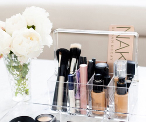 beauty, cosmetics, and make-up image