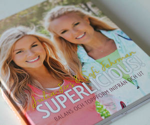 book, superlicious, and healthy image
