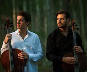 cello, luka sulic, and stjepan hauser image