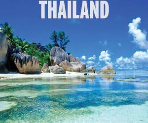 Dream and thailand image