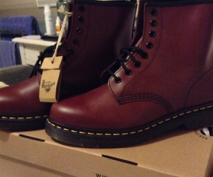 dr martens, shoes, and dr. airwair martens image