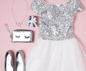 delias, dress, and silver image