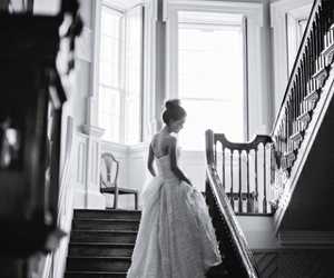 banister, beautiful, and beauty image