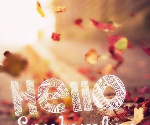 September and monthly welcoms image
