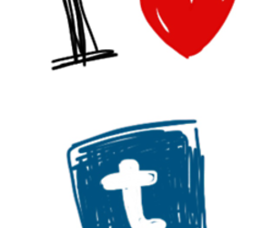 tumblr and love image