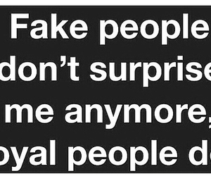 bitches, fake, and trust issues image
