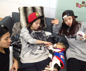 cucumber, heo youngji, and snsd image