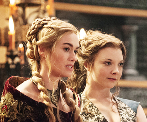 game of thrones, cersei lannister, and margaery tyrell image