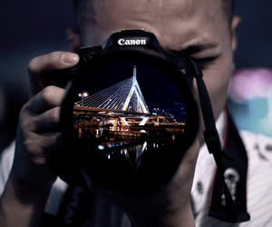 photography, city, and boy image