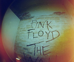 Pink Floyd and the wall image