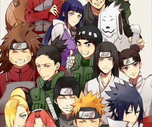 naruto, gaara, and sai image
