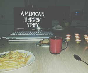 ahs, love, and american horror story image
