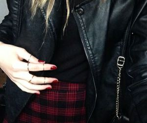 fashion, grunge, and pale image