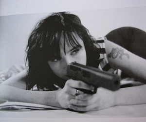 actress, beautiful, and gangster image