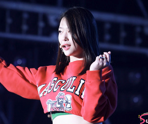 baby girl, choi sulli, and f(x) image