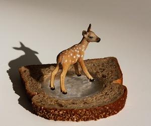 animal, bambi, and beautiful image