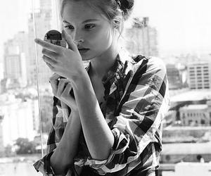 girl, Magdalena Frackowiak, and model image