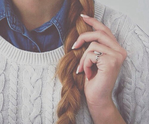 accesories, amazing, and braid image