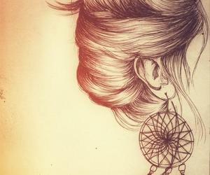 awesome, catchdreams, and drawing image