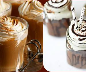 caramel, cocoa, and drink image